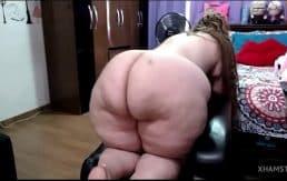 Bbw Latina milf legendary big ass cam whore