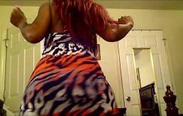 Dancing to beatking new song and Burna Boy Boy Birthday-2 videos
